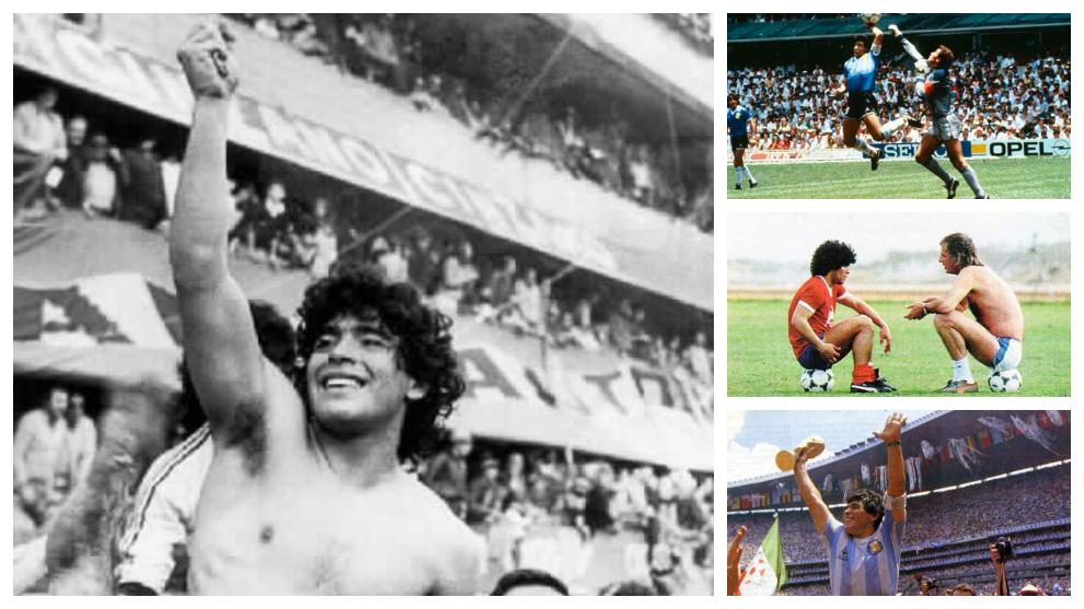 """La Tribu: """"Se ha ido el más grande, se ha ido Maradona"""""""