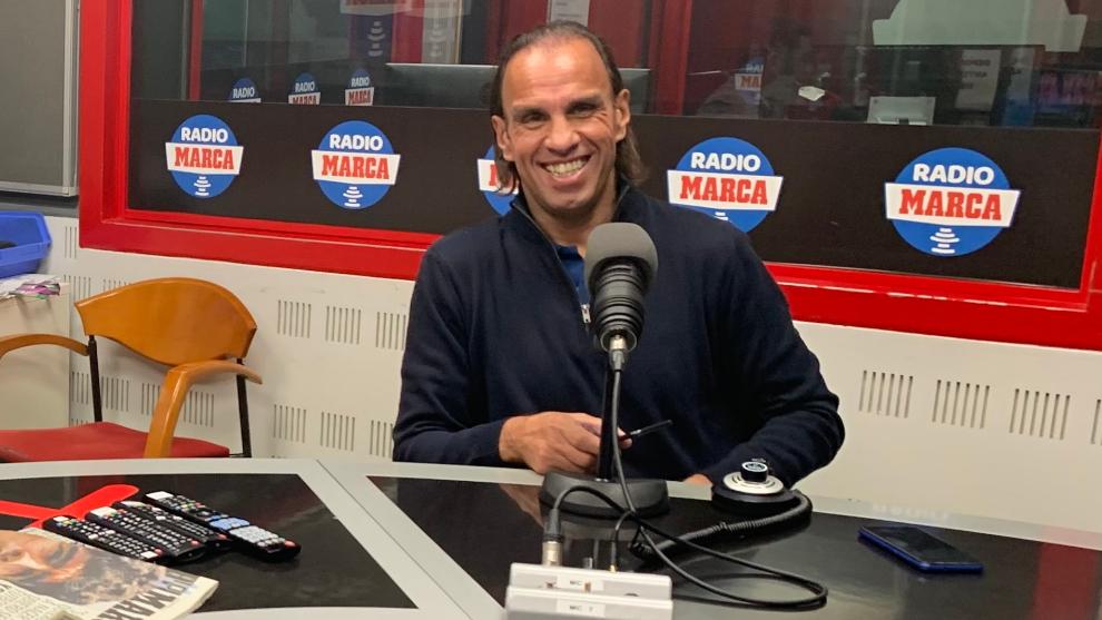 Carlos Navarro 'El Mono' Montoya en el estudio Juan Manuel Gozalo de...