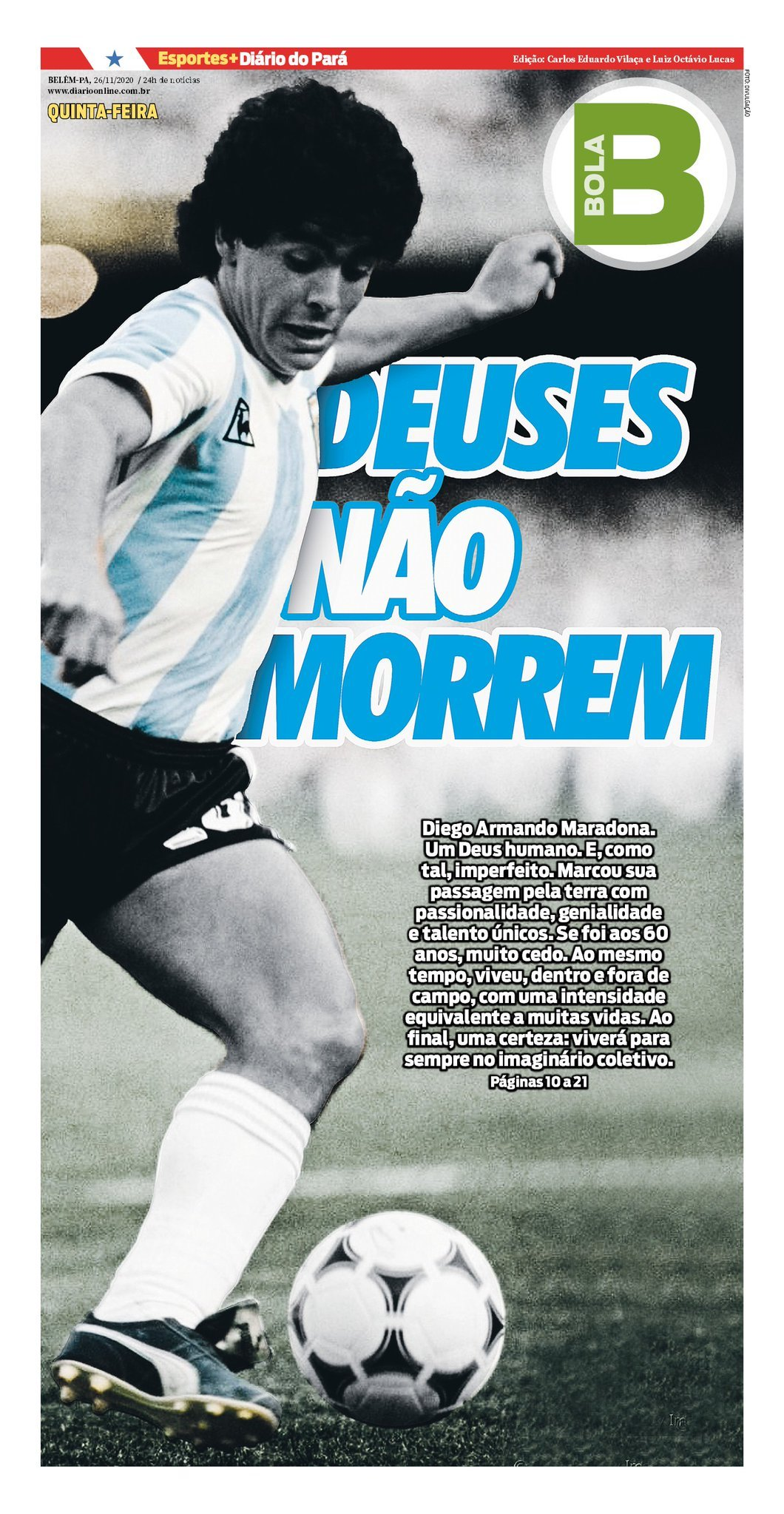 Fallece Diego Armando Maradona al sufrir un paro cardíaco  16063862290030
