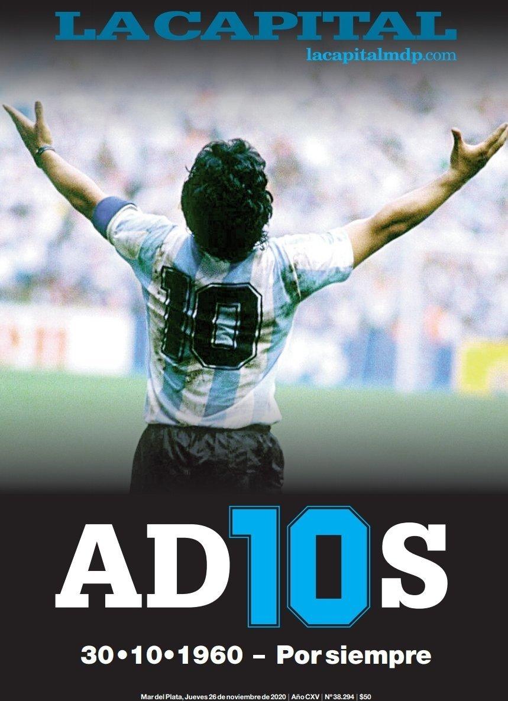 Fallece Diego Armando Maradona al sufrir un paro cardíaco  16063866754160