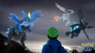 Kyurem será el protagonista de Pokémon GO a lo largo de diciembre.