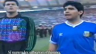 Los argentinos saben hacer vídeos emotivos... ¡Parar llorar el de la AFA!