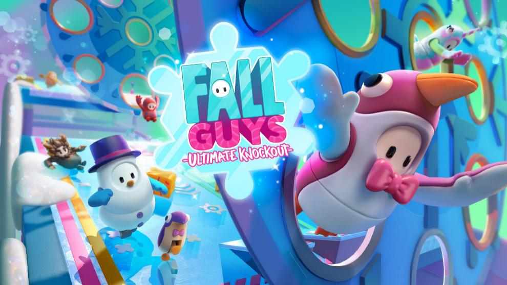 Fall Guys Ultimate Knockout anuncia nueva temporada