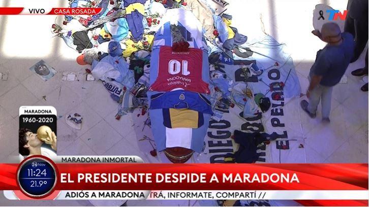Imagen TN Noticias.