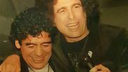 """Calamaro y su canción """"Maradona no es una persona cualquiera"""""""