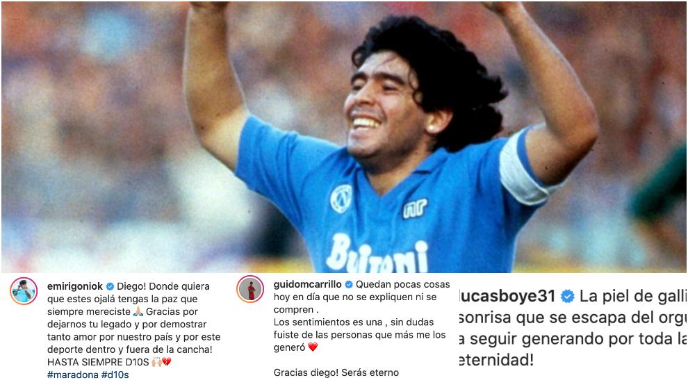 Maradona Despedida Velatorio Y Funeral De Diego La Leyenda Del Fútbol Marca Com