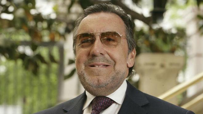 Miguel Carballeda, presidente del Comité Paralímpico Español.