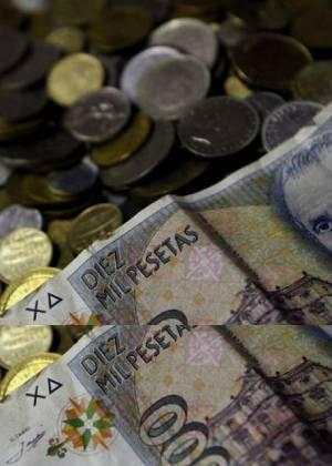 Estas pesetas pueden valer 20.000 euros, ¿las tienes?