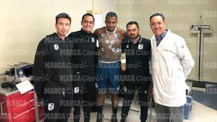 Querétaro ficha a Antonio Valencia.