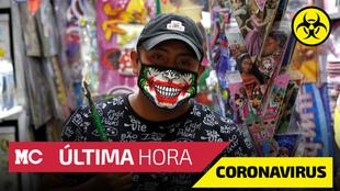 Coronavirus México, 26 de noviembre.