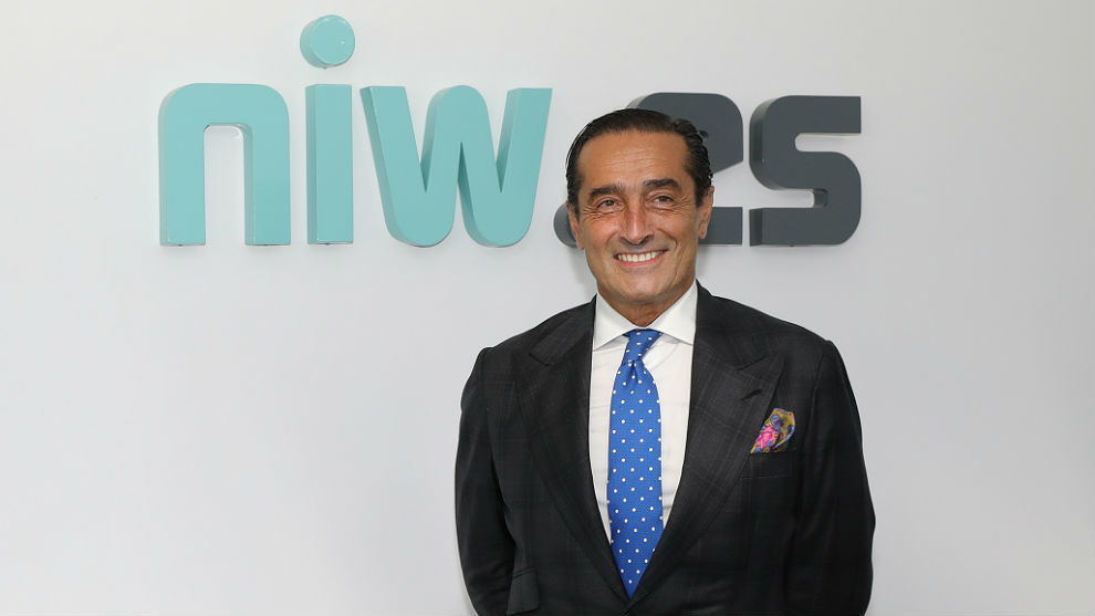 Ignacio de Benito, presidente del consejo de administracion de niw.es