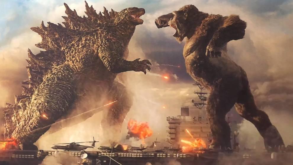 Godzilla vs Kong podría ir directamente al streaming sin pasar por cines