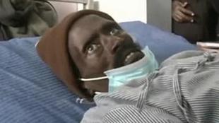 Peter Kigen, a 32-year-old man from Kericho, Kenya.