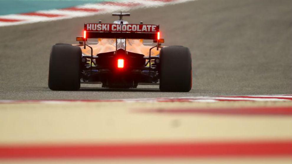Resultados entrenamientos Libres 2 del Gran Premio de Bahréin de Fórmula 1