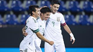 México, noveno del Ranking FIFA.