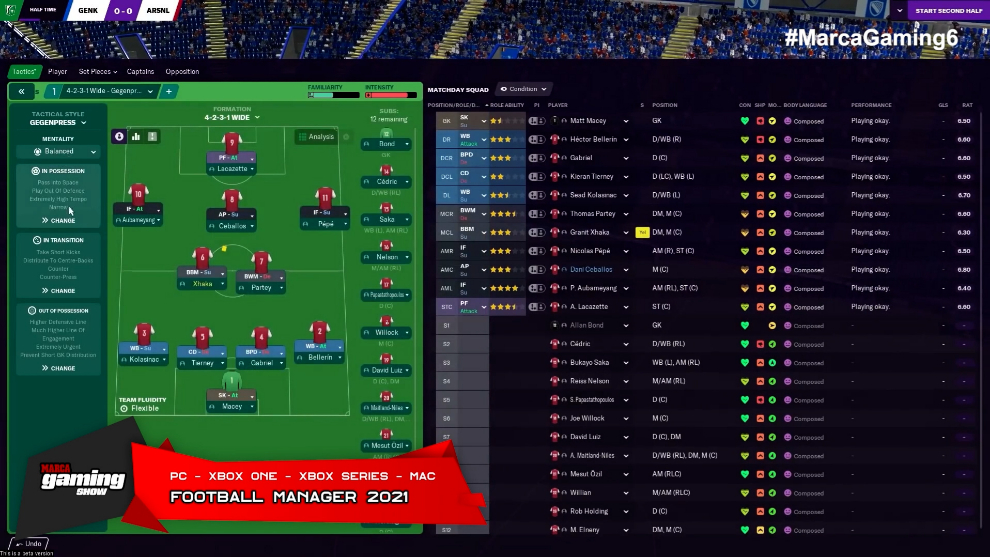 Football Manager 2021 (PC, Xbox, MacOS)