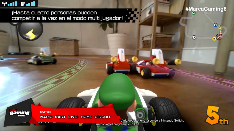 Mario Kart Live: Home Circuit (SWITCH)