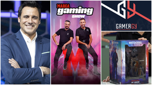 MARCA Gaming Show: Ion Aramendi, Gamergy y sorteo de 5 Watch Dogs Legion + Figura