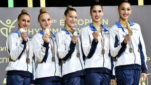El conjunto de Israel, nuevo campeón de Europa.