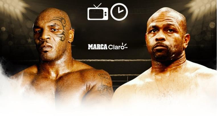 Tyson vs Jones en vivo: Horario, cómo y dónde ver online la pelea de...