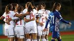 España sigue metiendo goles