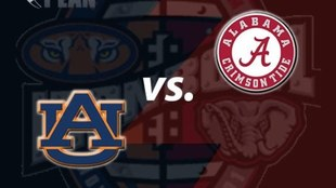 Auburn vs Alabama: Horario y dónde ver.