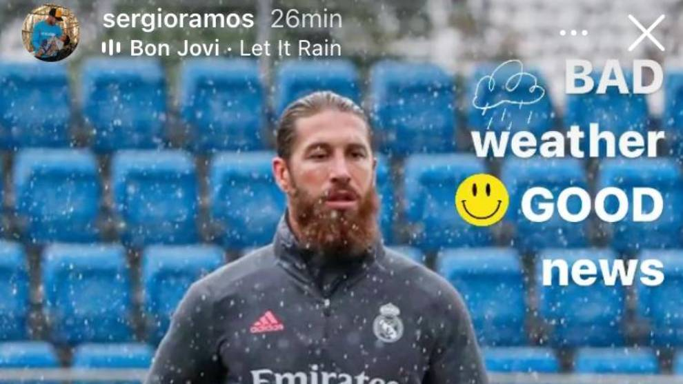 El otro gran contrato de Sergio Ramos