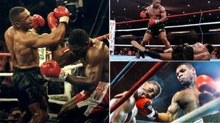 Los 5 KO's más brutales de la carrera de Mike Tyson