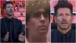 El Cholo, emocionado en el recuerdo a Maradona: casi se le saltaban las lágrimas en el minuto de silencio