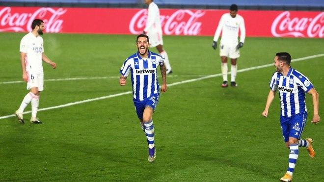 En partido disputado en el Estadio Alfredo Di Stéfano por la jornada...