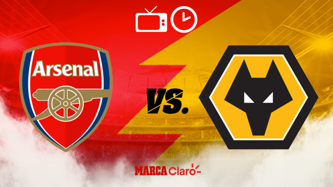Wolverhampton derrotó al Arsenal pese a pronta salida del mexicano — Raúl Jiménez