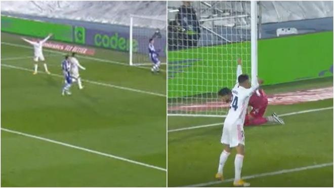 Mariano y su enojo con Toni Kroos.