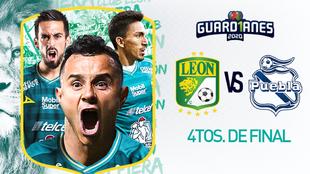 Liga MX en vivo: Leon vs Puebla en vivo y en directo online; Liguilla...