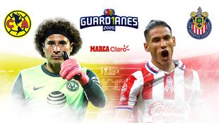 Liga MX en vivo: America vs Chivas en vivo y en directo online;...