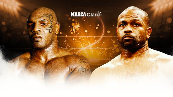 Tyson vs Jones hoy en vivo y en directo online: resultado al momento