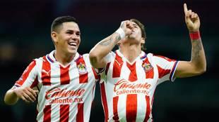 América 1-2 Chivas, resumen, resultado y goles del partido