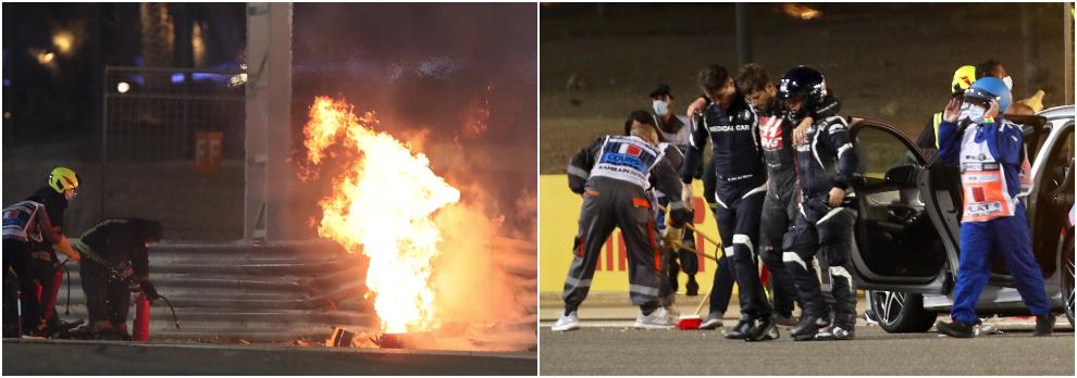 Fórmula 1: Resumen y resultado del Gran Premio de Bahrein de la F1