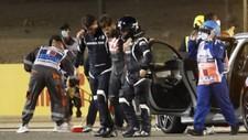 """Hamilton tras incidente de Grosjean: """"Es un recordatorio de que arriesgamos nuestra vida"""""""