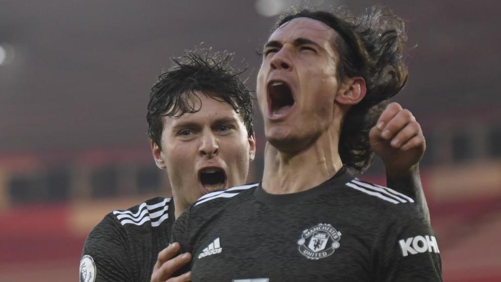 El Manchester United remontó en St Mary's