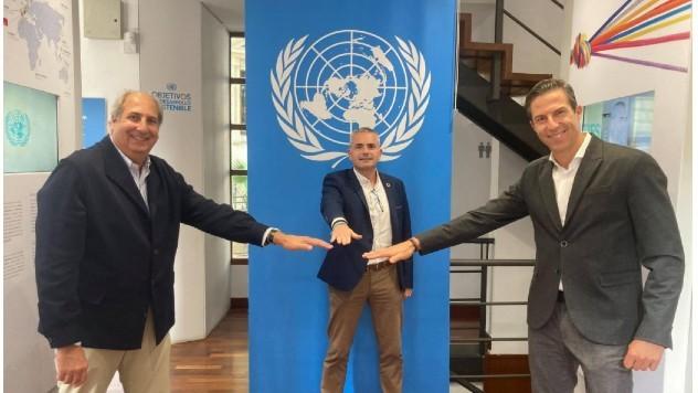 Acuerdo por la formación entre ICI y CIFAL Málaga-UNITAR