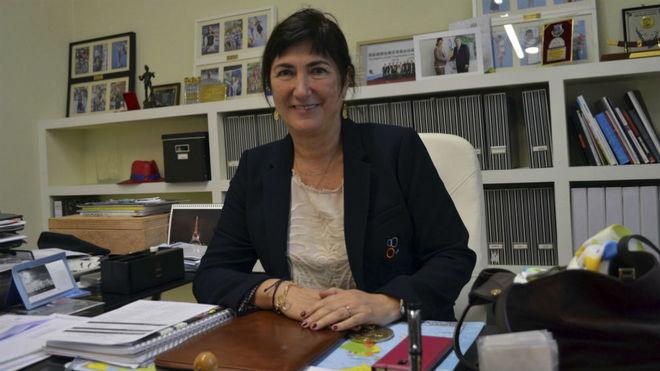 Marisol Casado, reelegida al frente de la presidencia de la Federación Internacional