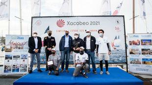 Bribon 500, campeón del Trofeo Xacobeo, Campeonato de España y Copa...