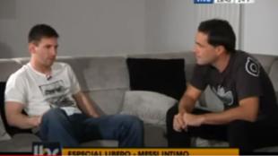 El motivo por el que Messi ha elegido esa camiseta para dedicar su gol a Maradona