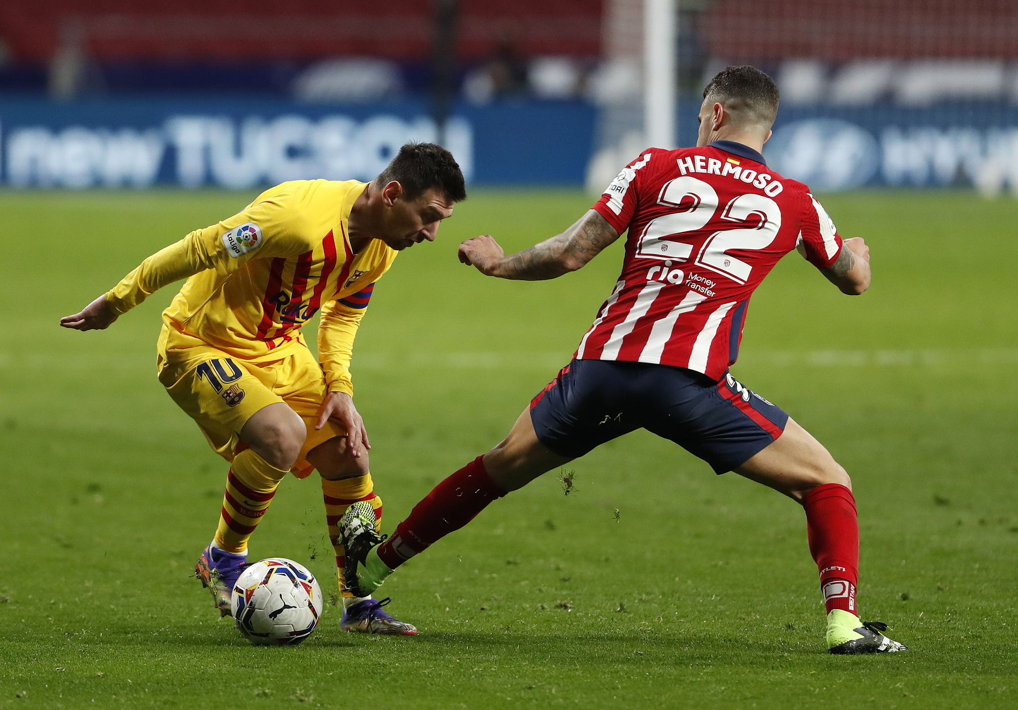 ATLETICO DE MADRID-FC BARCELONA
