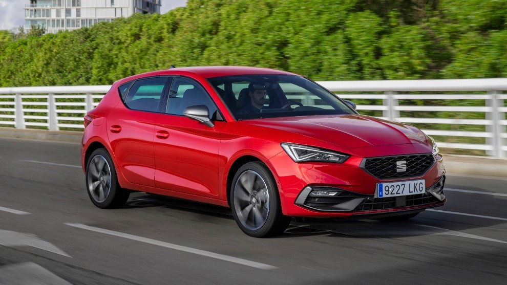 Al volante del Seat León e-Hybrid: la transición razonable