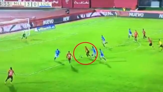 El histórico gol de Luka Romero con 16 añitos: control y zurdazo descomunal