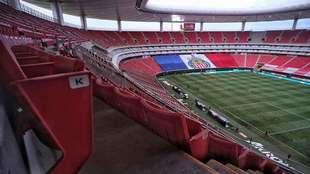 El Estadio Akron volverá a lucir vacío en Liguilla.
