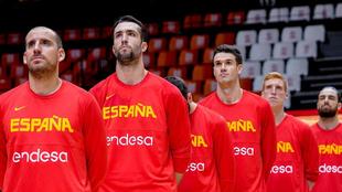 España - Rumanía de baloncesto: horario y dónde ver hoy la...