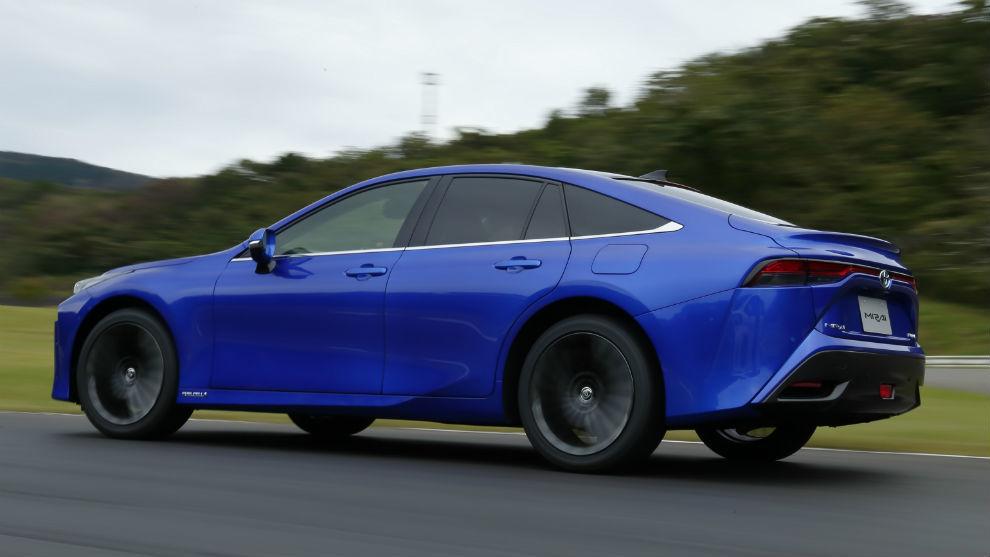 La segunda generación del Mirai ha mejorado en diseño, habitabilidad y placer de conducción.