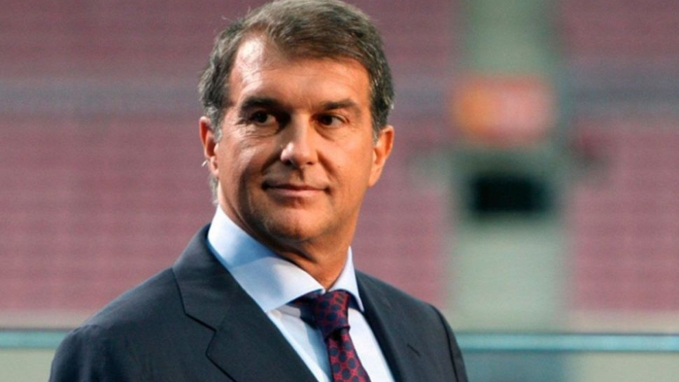 Joan Laporta presenta su precandidatura a la presidencia del FC...